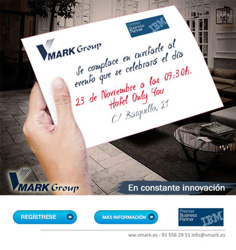Rediseño web Vmark.es (Premier Business Partner IBM) 3