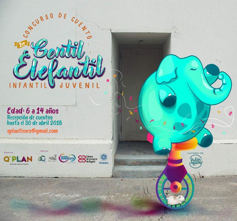 El Gentil Elefantil 0