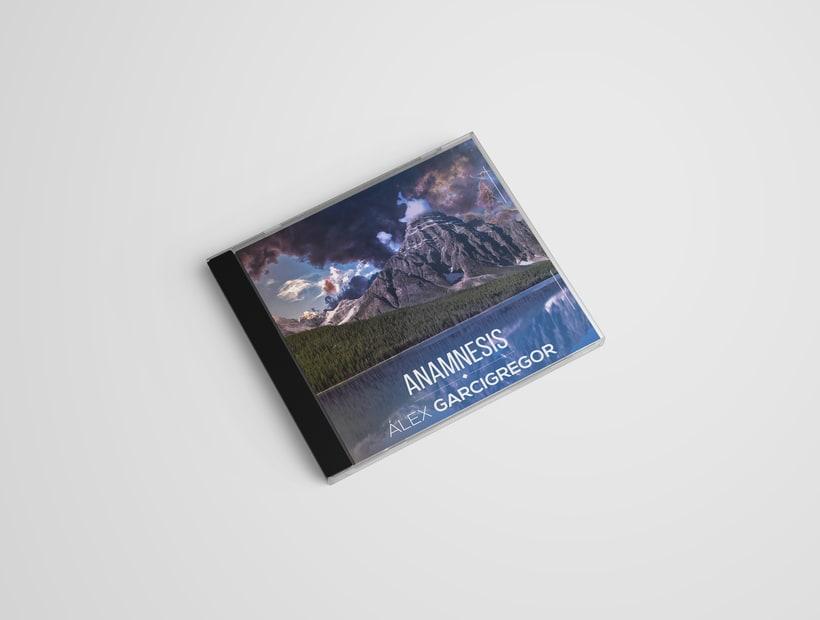 Portadas de EP para Álex Garcigregor -1