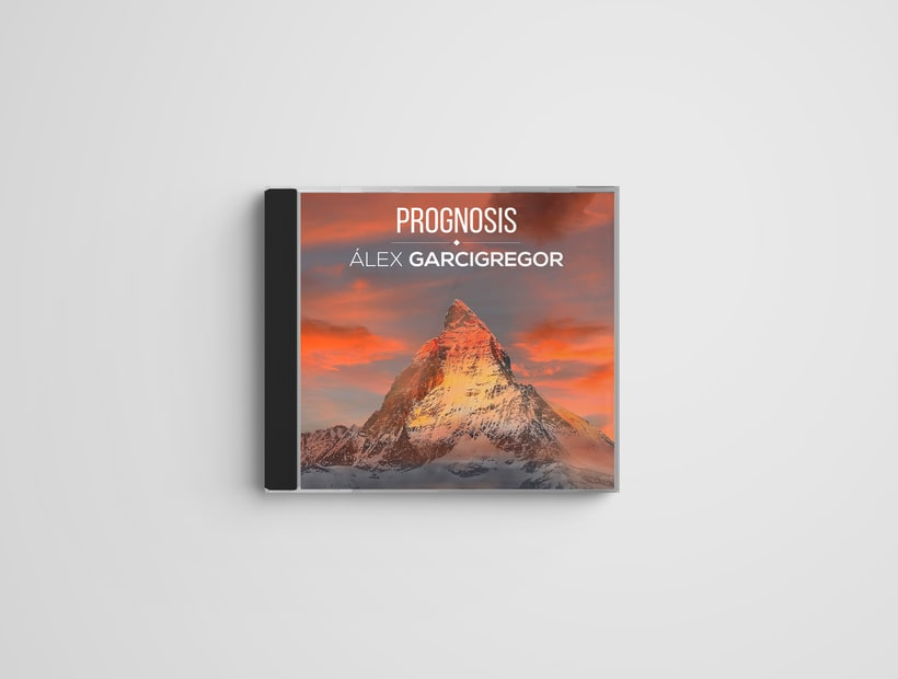 Portadas de EP para Álex Garcigregor 0
