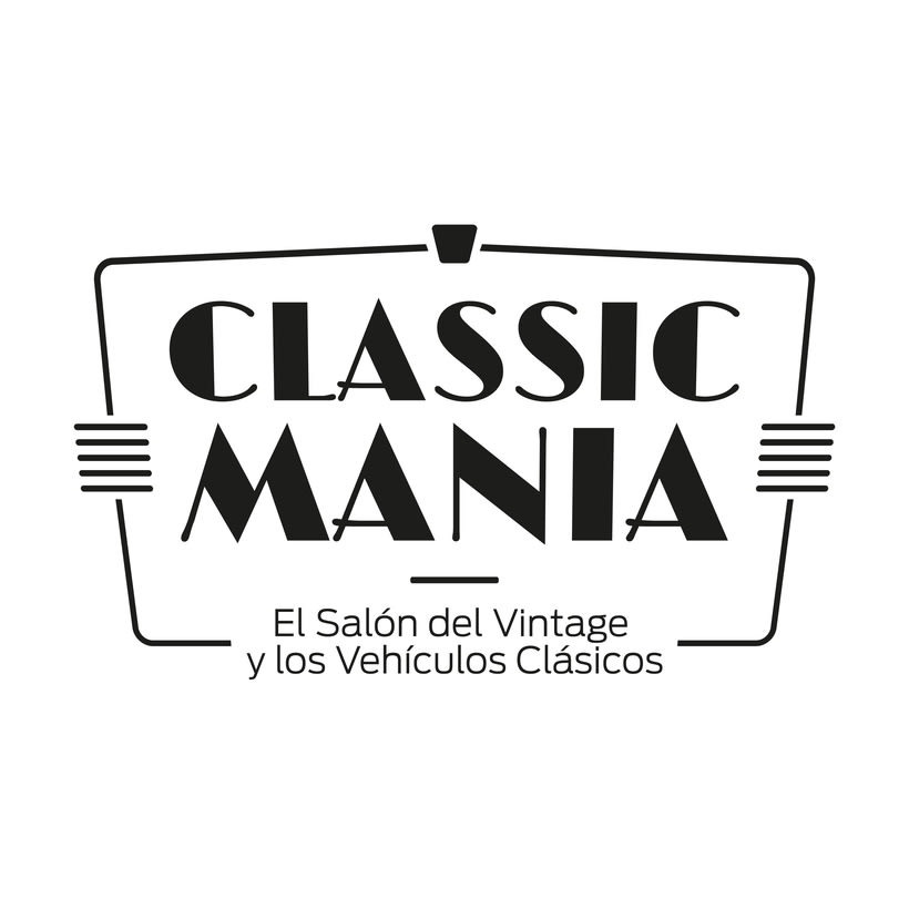 Logotipo Classic Mania 2