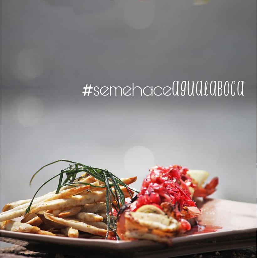 RRSS Alquimia del Chef 2