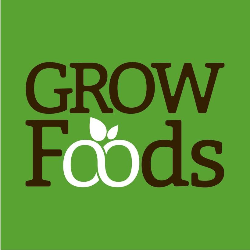 Logotipo Grow Foods 1