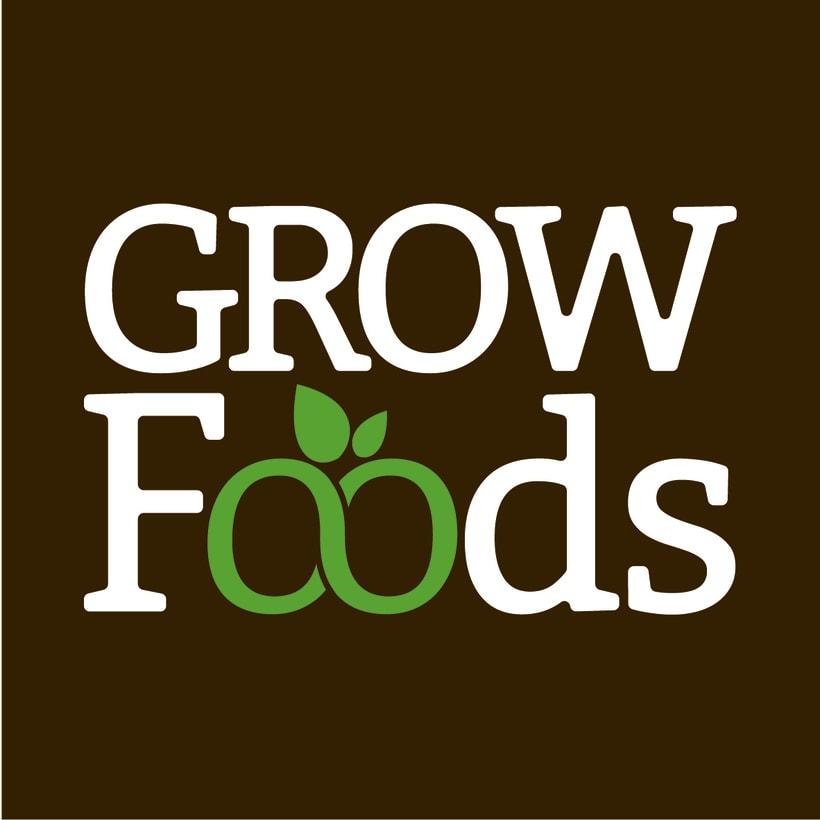 Logotipo Grow Foods 2