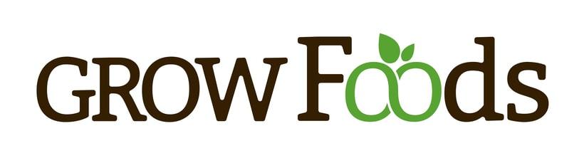 Logotipo Grow Foods 8