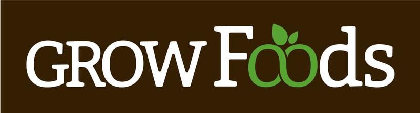 Logotipo Grow Foods 10