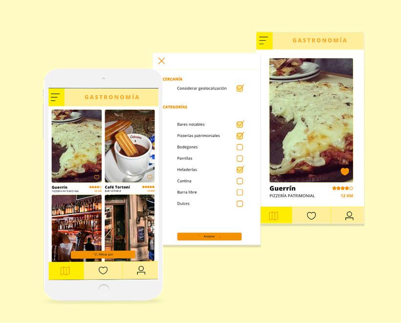 BA Turismo - app redesign 2