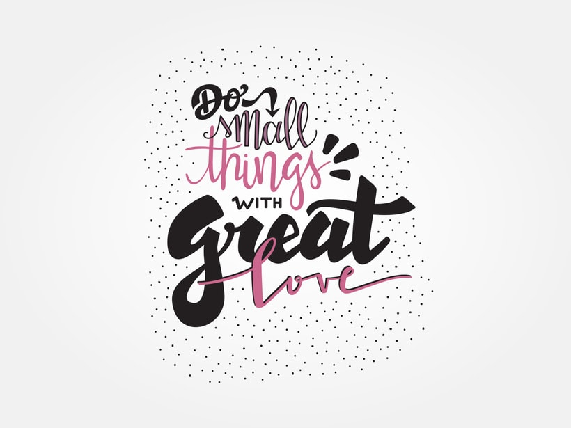 Hand Lettering 0