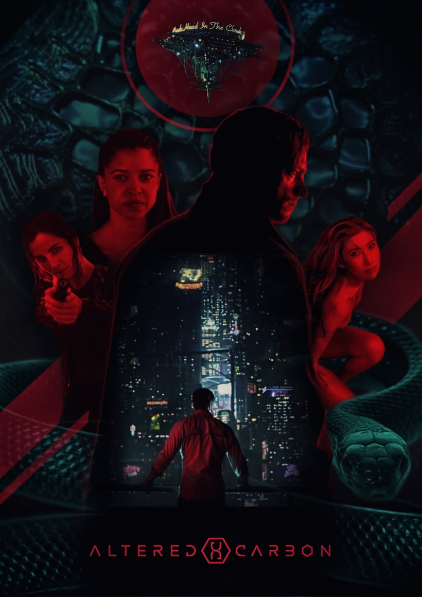 Retoque de Película: Altered Carbon 0