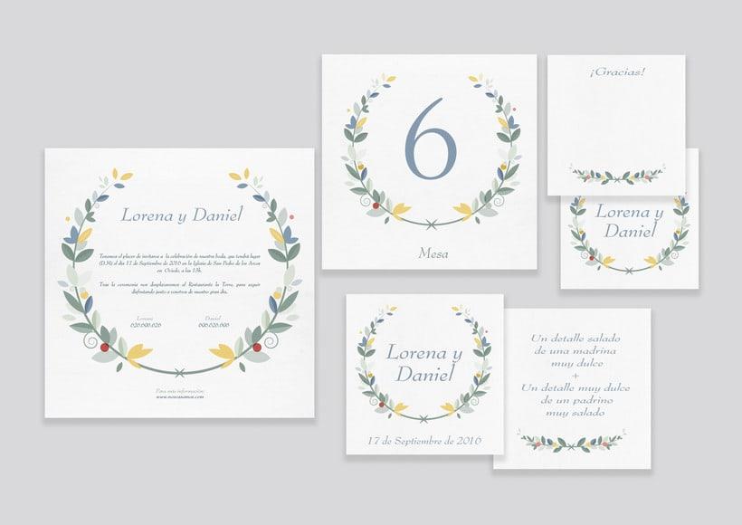 L.O.V.E_ Wedding Stationery 3