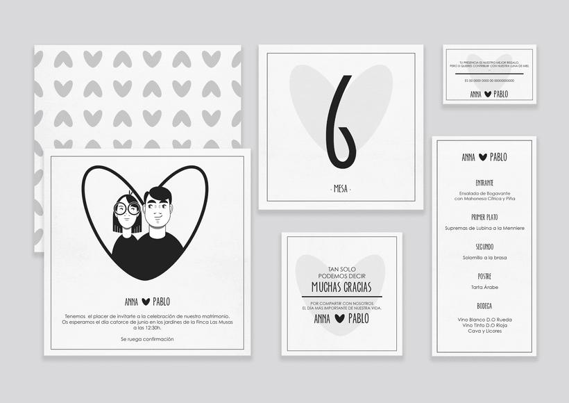 L.O.V.E_ Wedding Stationery 6