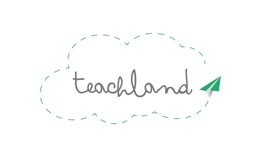 Logo teachland -1