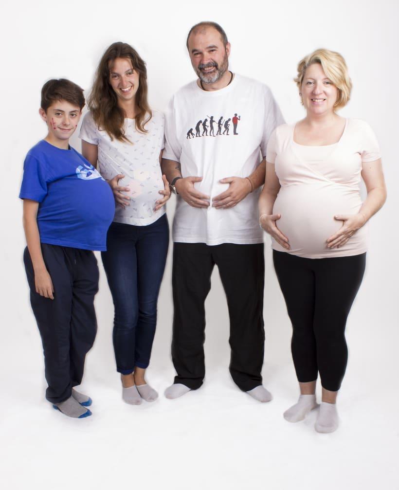 Sesión de fotos embarazada 9