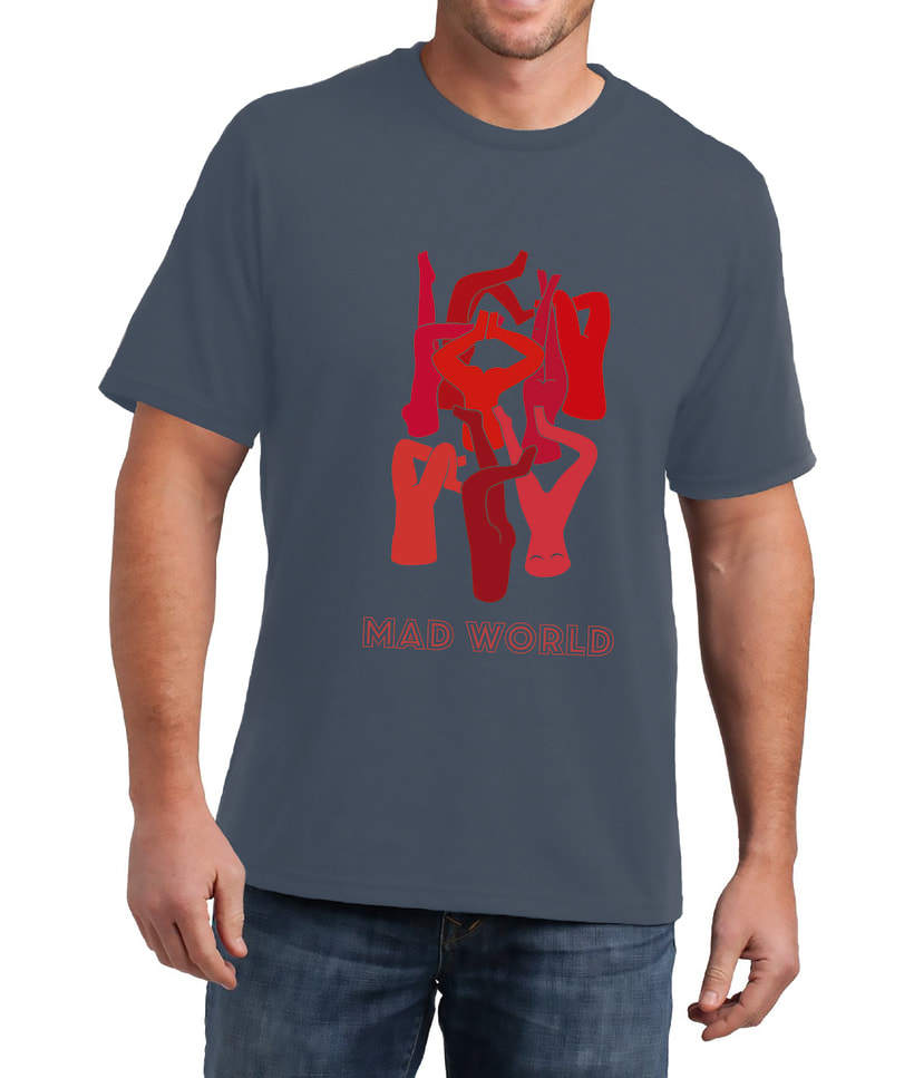 Diseño gráfico para camiseta 4