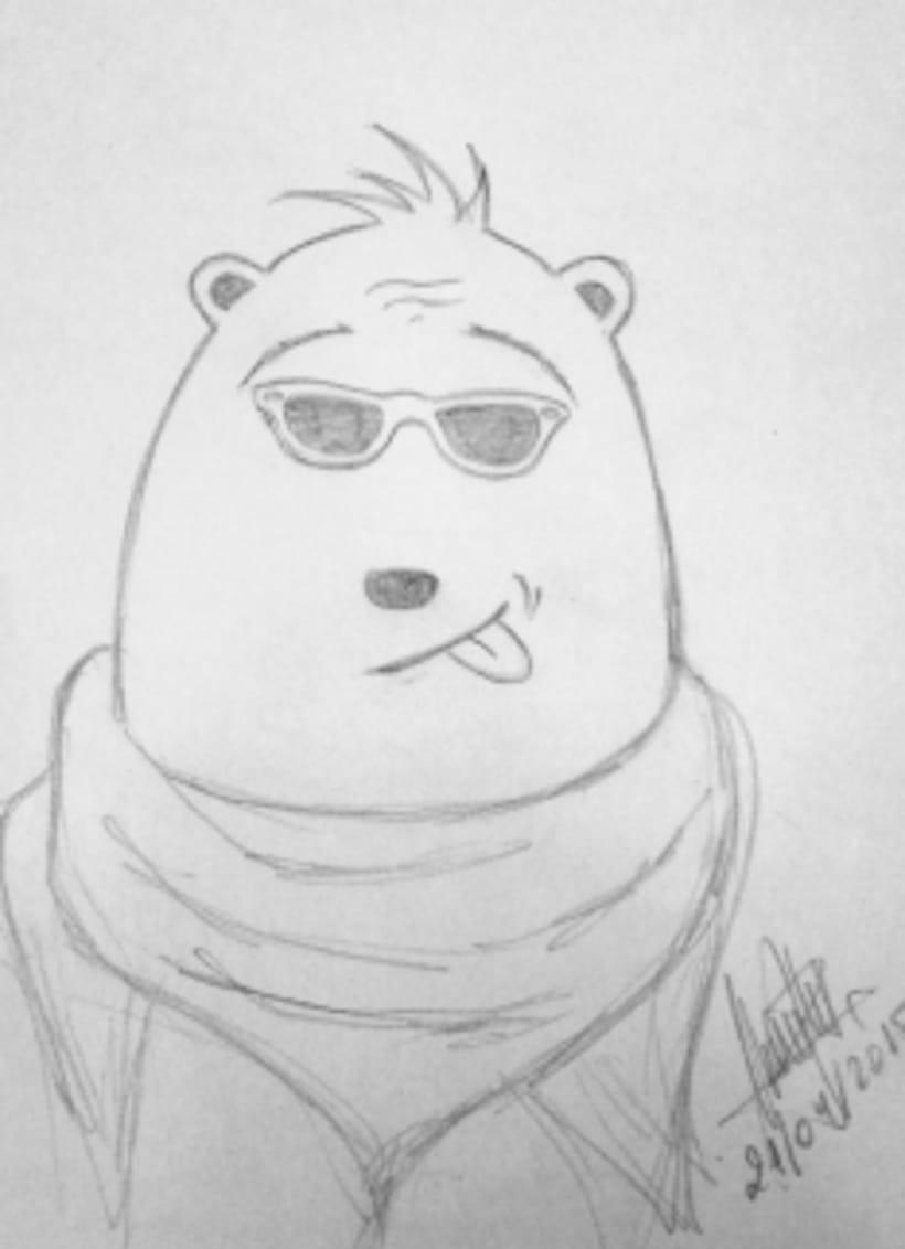 Unos osos muy osados 2