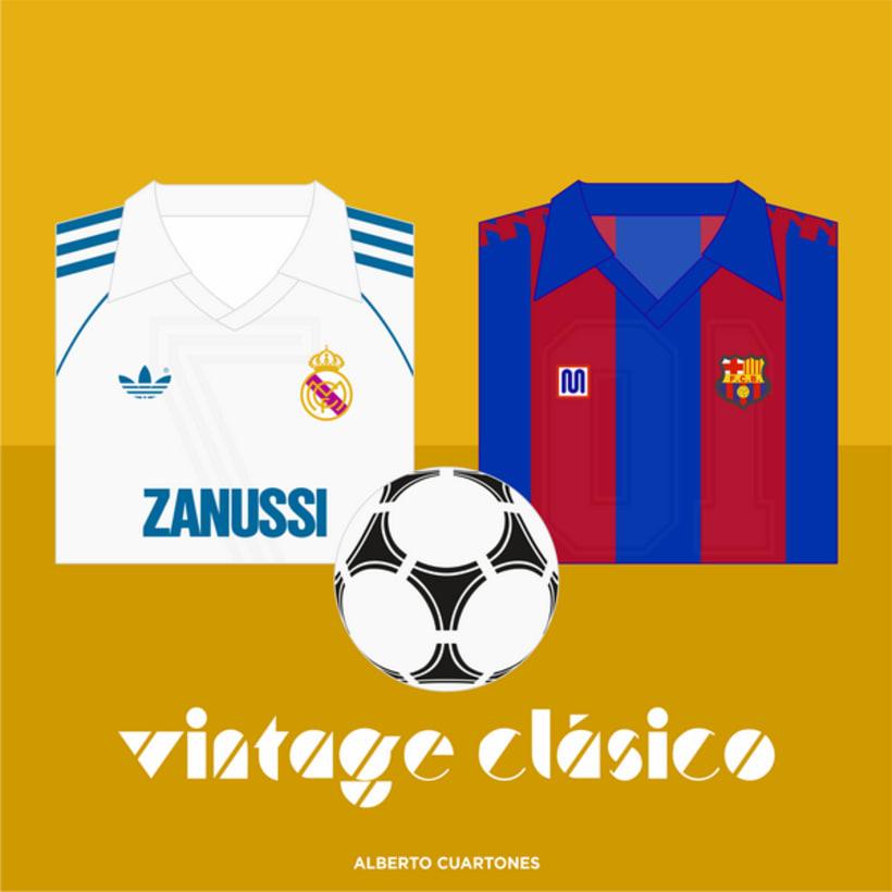 Vintage Matchdays 1