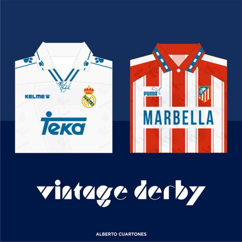 Vintage Matchdays 3