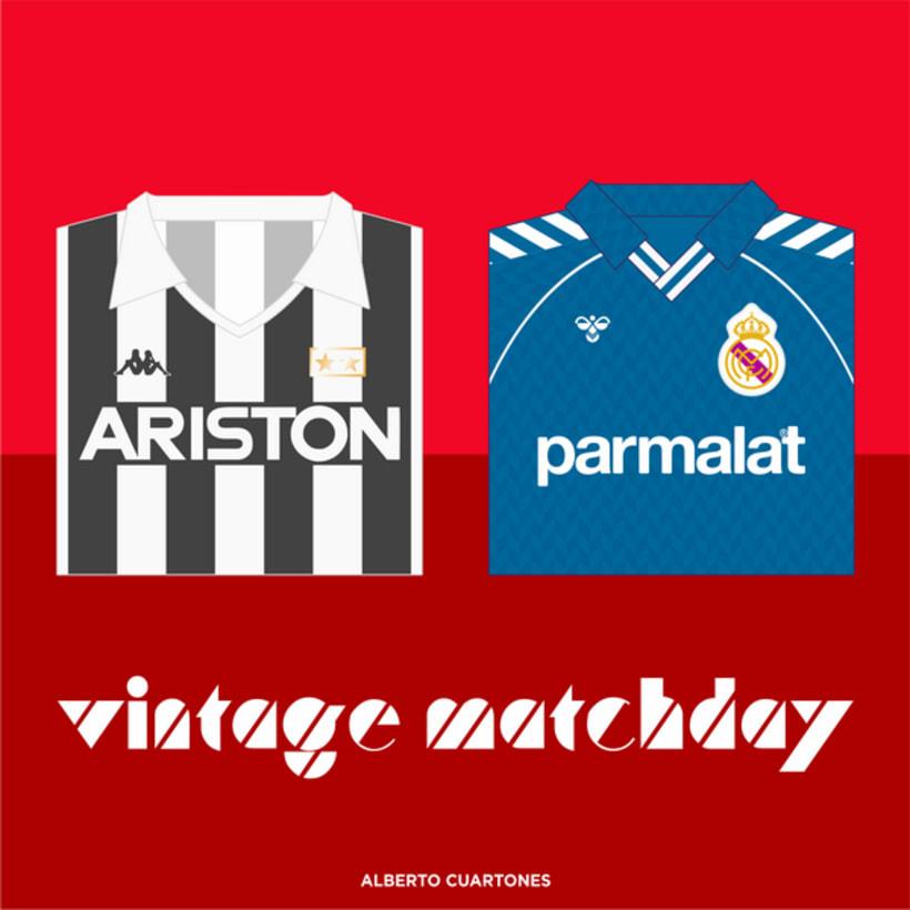 Vintage Matchdays 4