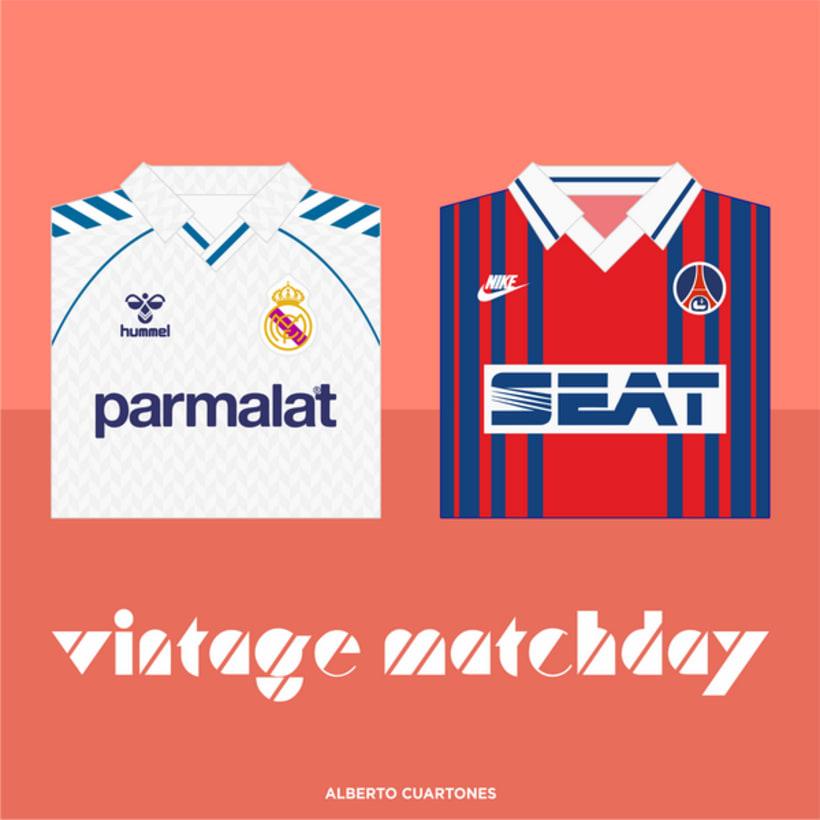 Vintage Matchdays 6