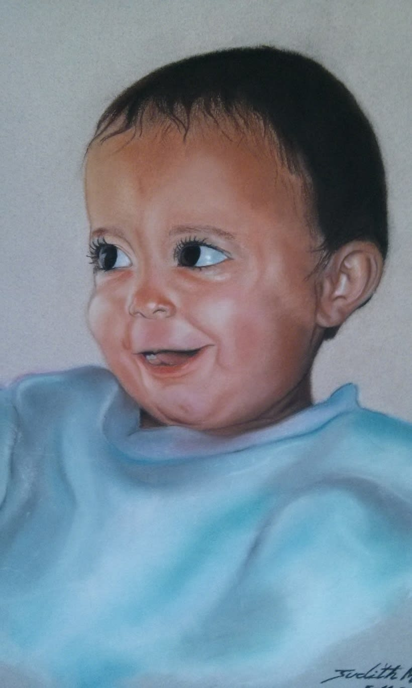 Retratos por encargo a pastel,acuarela,carboncillo,grafito... 7