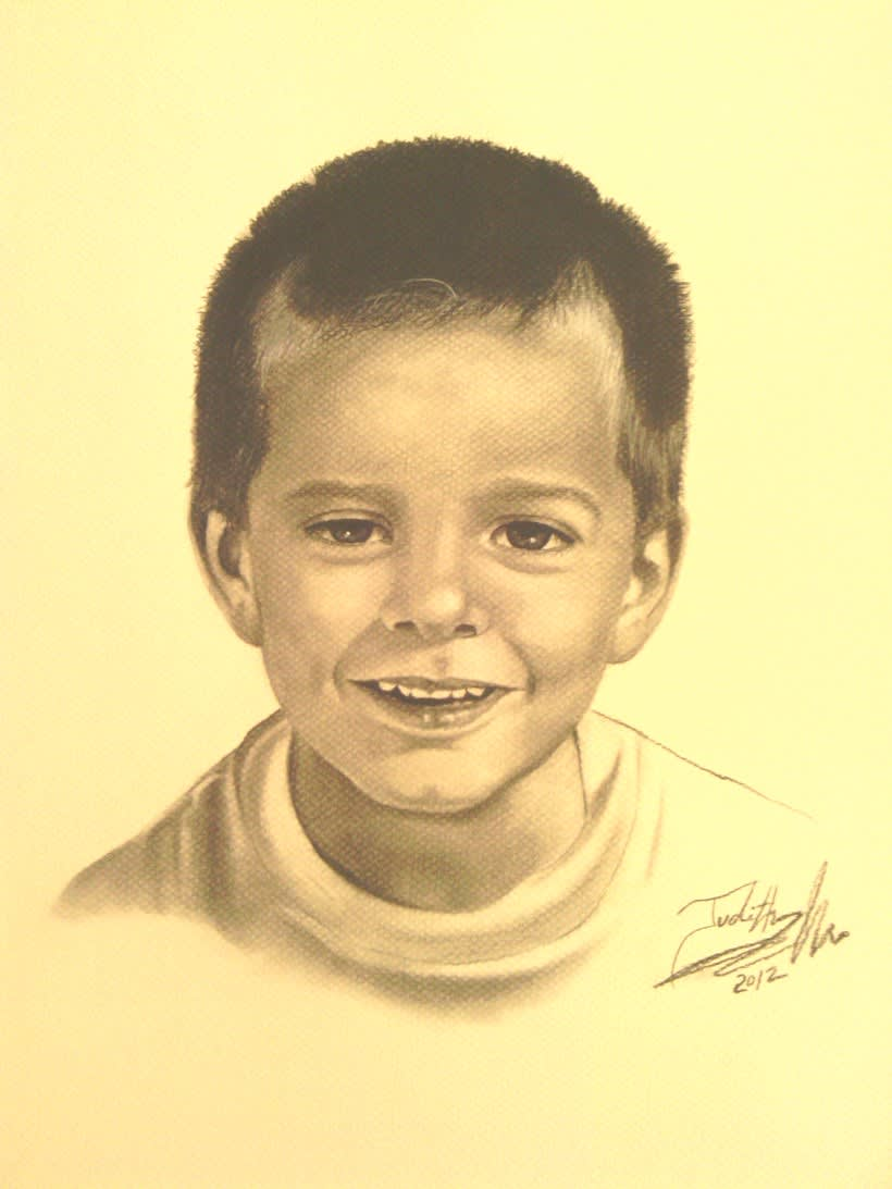 Retratos por encargo a pastel,acuarela,carboncillo,grafito... 8