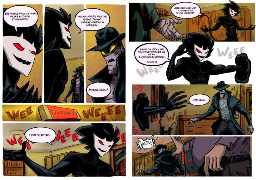 Detective Misterio ( paginas dobles modo lectura) 11