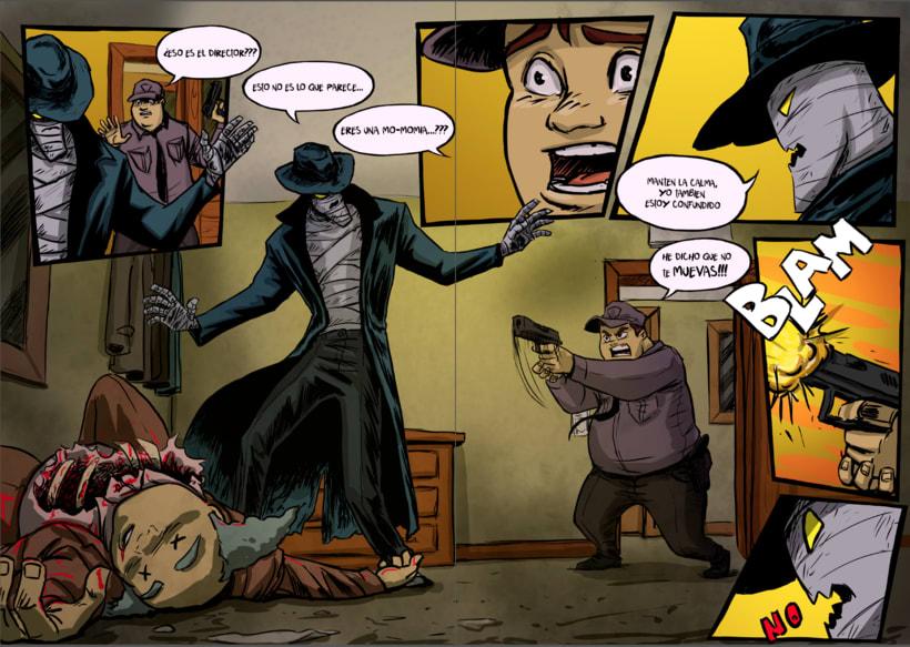 Detective Misterio ( paginas dobles modo lectura) 12