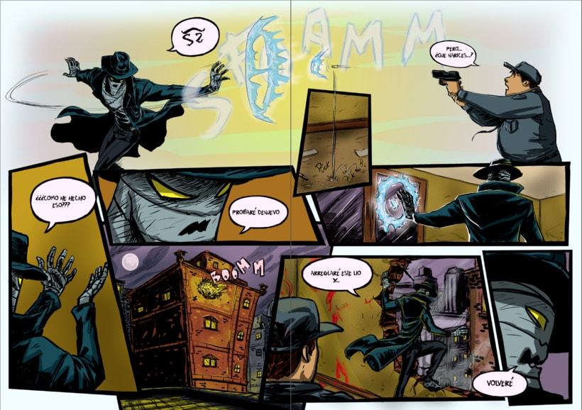 Detective Misterio ( paginas dobles modo lectura) 13