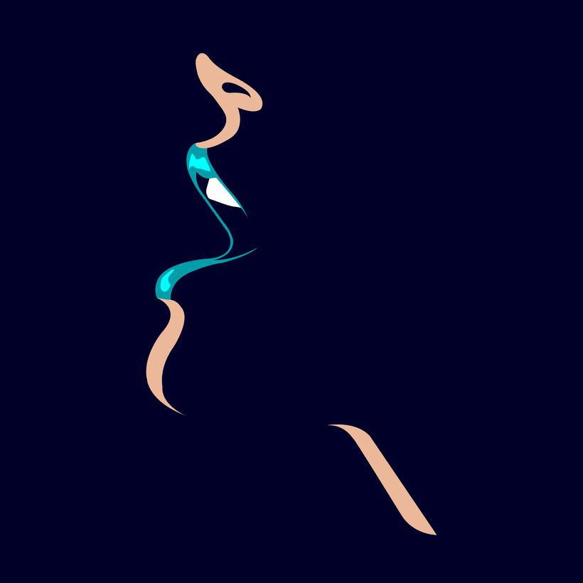 Speed Art illustrator 21