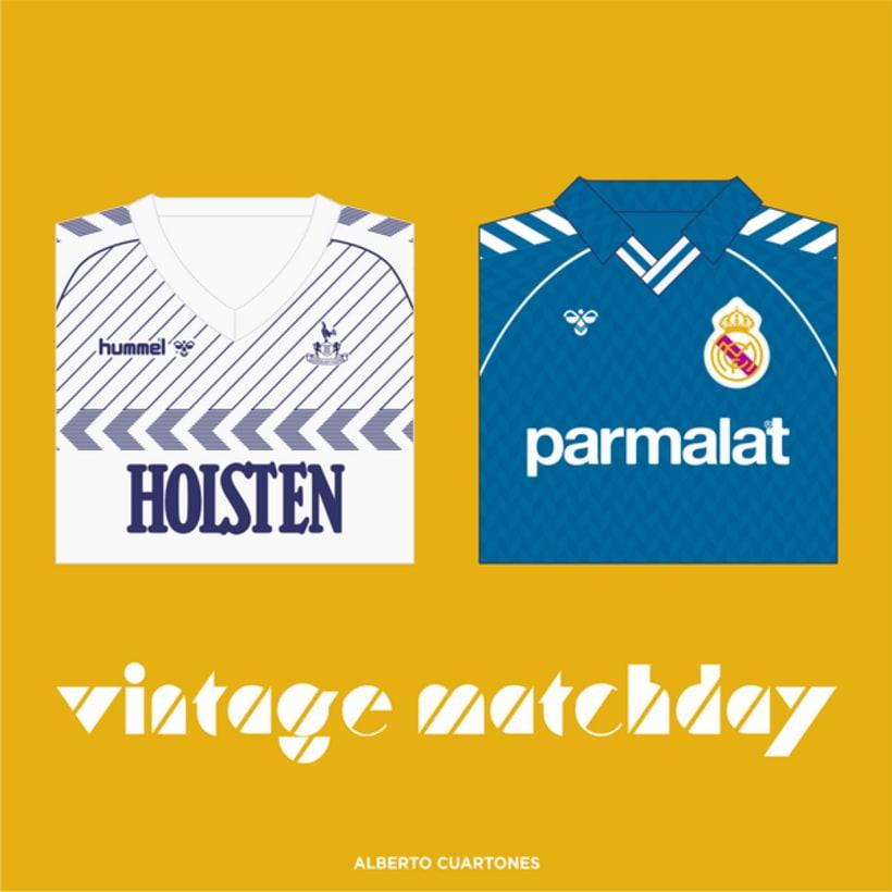 Vintage Matchdays 0