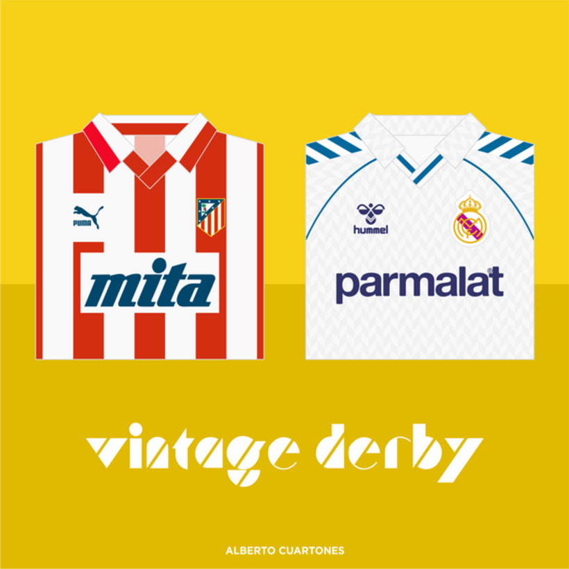 Vintage Matchdays 2