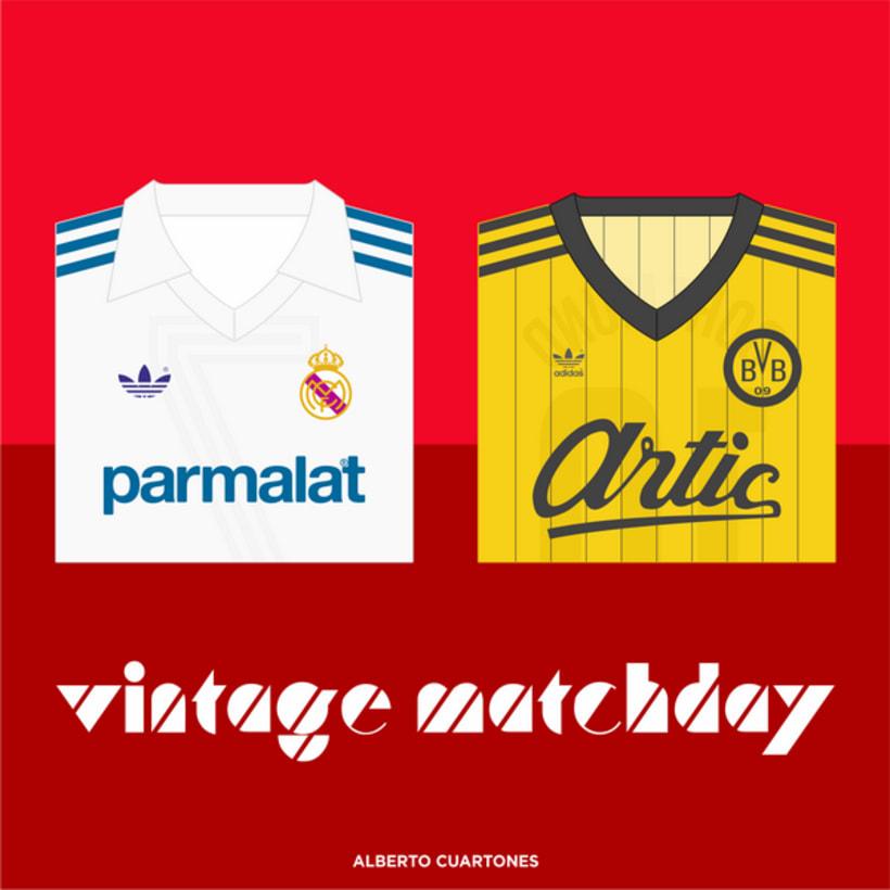 Vintage Matchdays 5