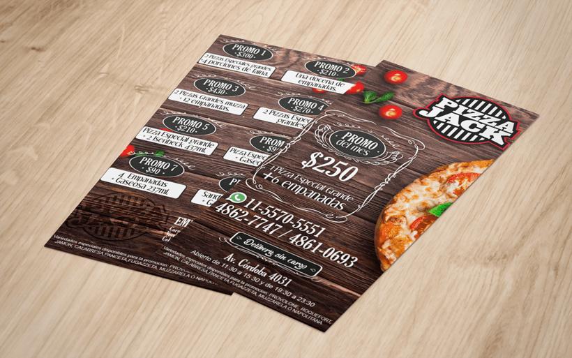 Flyer Pizza Jack 1