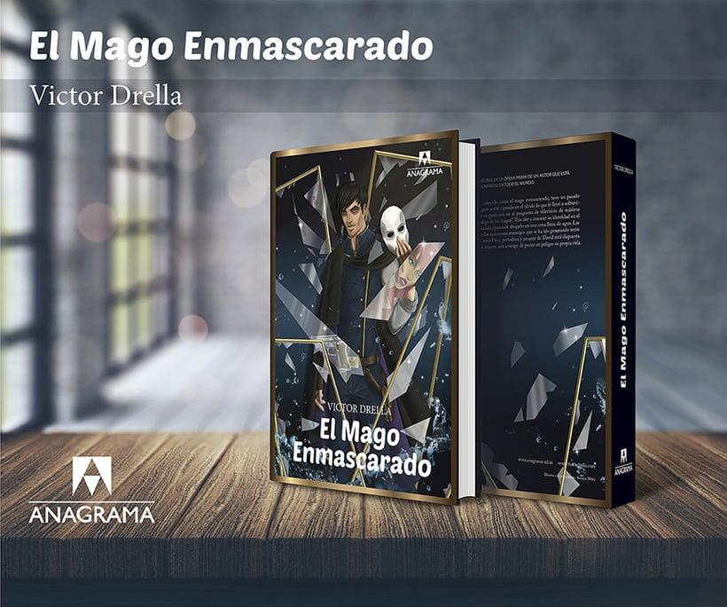 El Mago Enmascarado (Proyecto de Clase) 0