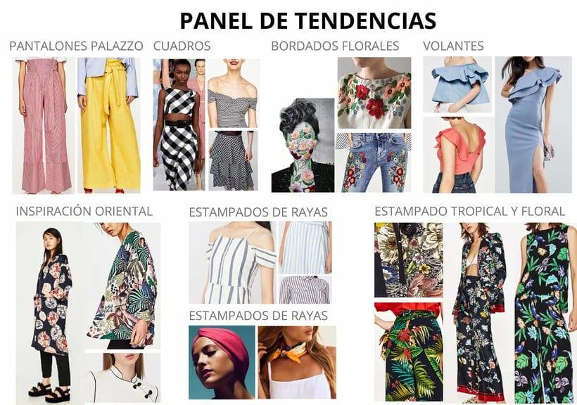 HIBISCUS- Propuesta de colección cápsula para Zara Woman SS2017 2