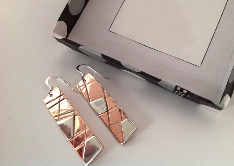 Joyería plata/cobre 1