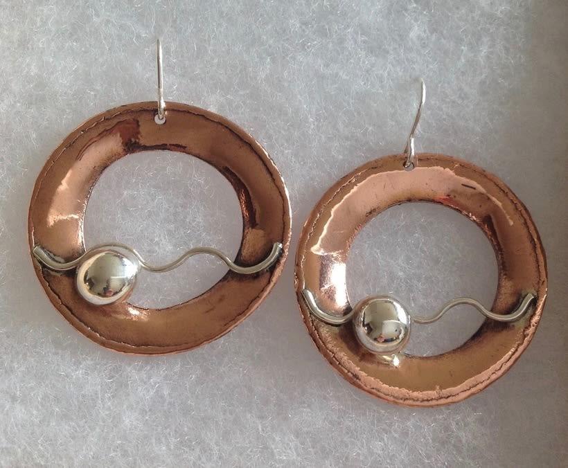 Joyería plata/cobre 2