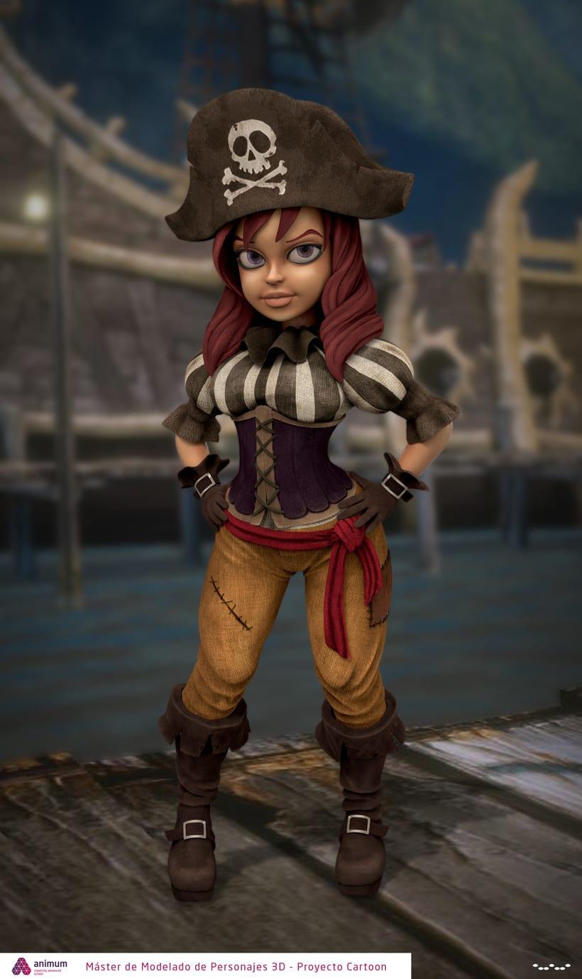GOLIATH: Pirate 0