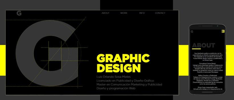 Web Porfolio 1