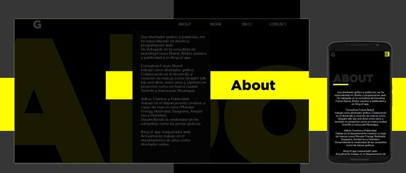 Web Porfolio 2