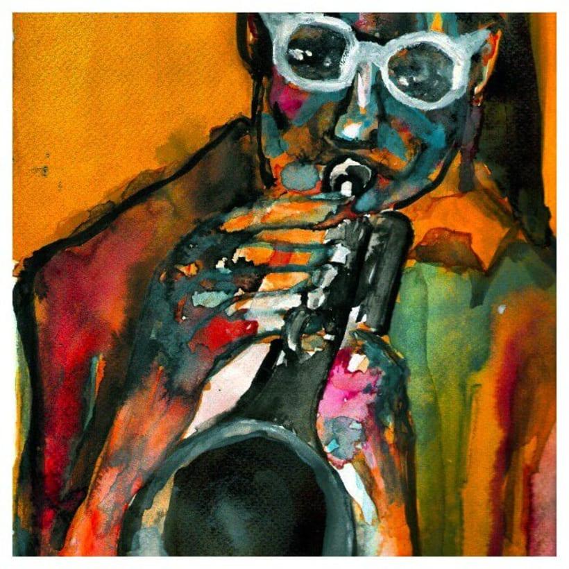 El Trompetista -1
