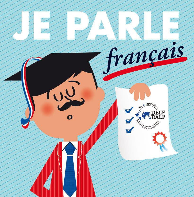 Je parle français: Otoño 2016 0