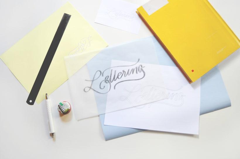 """✍ TALLER. """"Lettering, poner en palabras"""". 2"""
