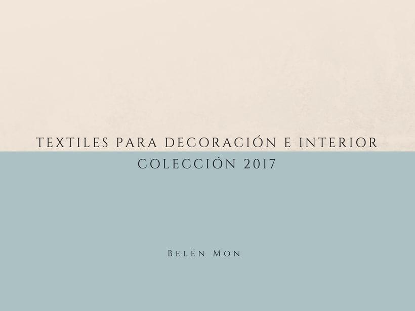 Textiles para decoración e interior 0