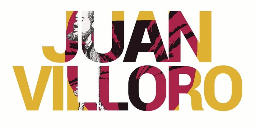 Cumpleaños 60 Juan Villoro 0