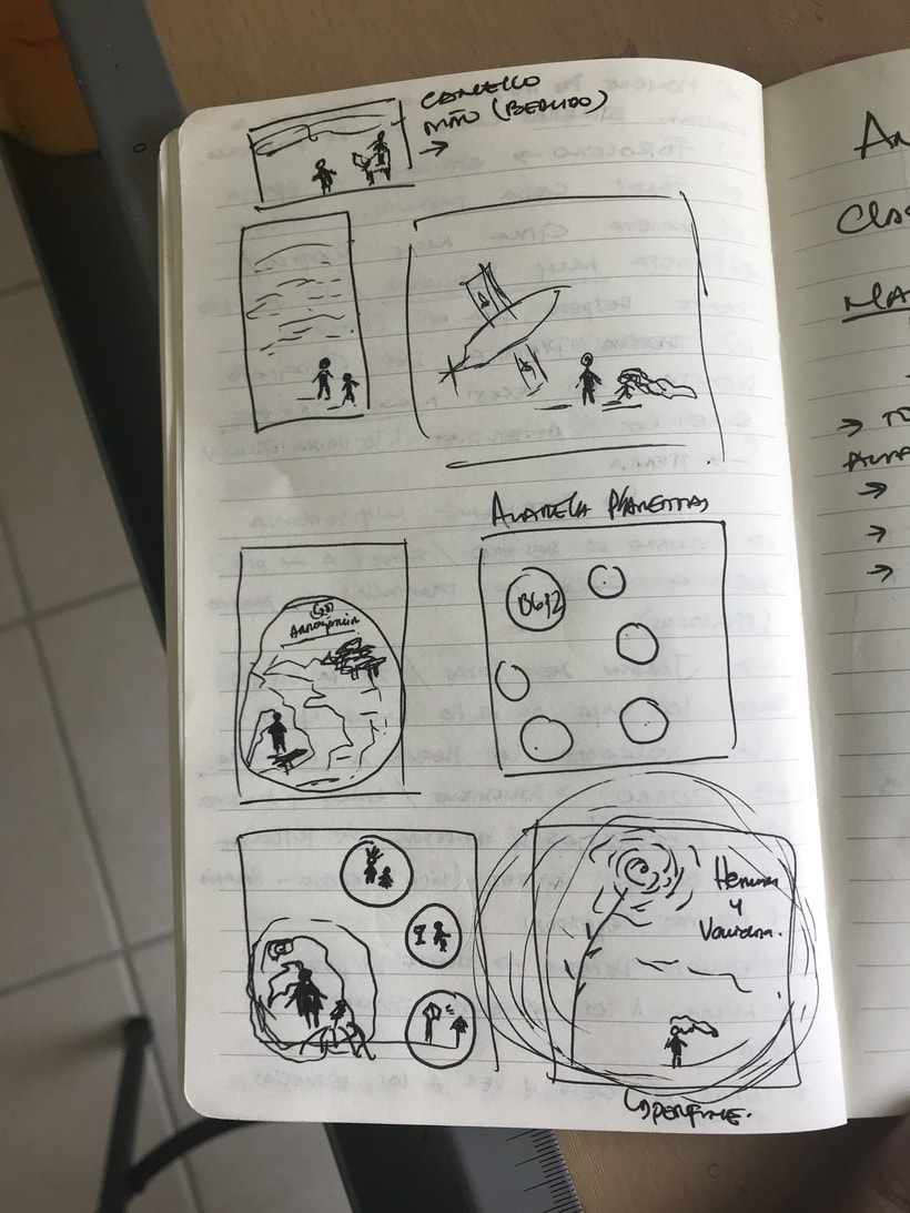 Mi Proyecto del curso: Introducción a la ilustración infantil. EL PRINCIPITO 1