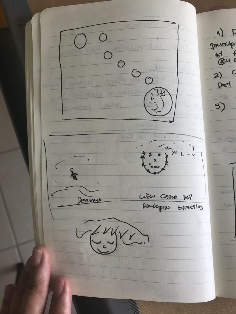 Mi Proyecto del curso: Introducción a la ilustración infantil. EL PRINCIPITO 2