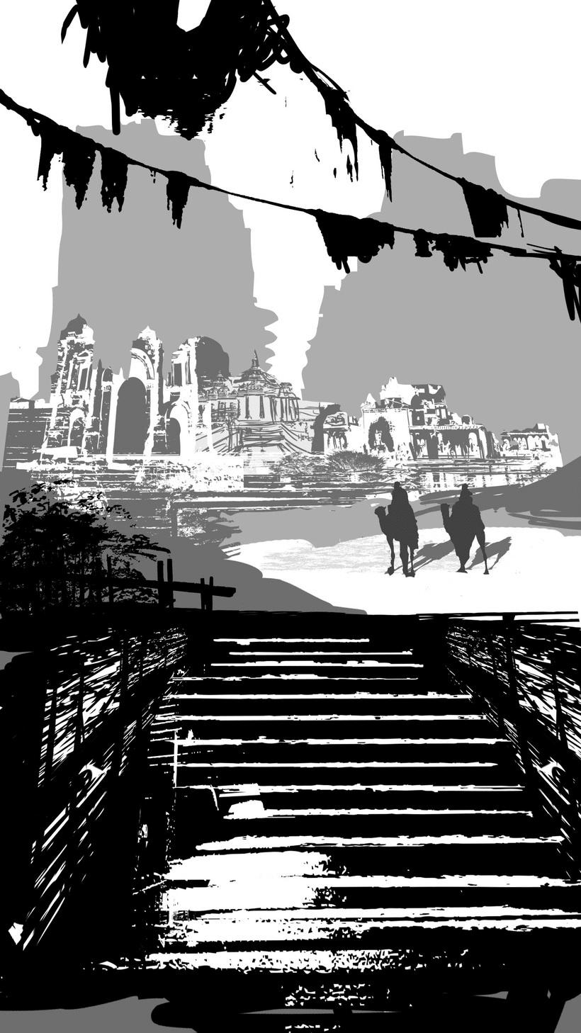 Mi Proyecto del curso: Concept art para videojuegos 1