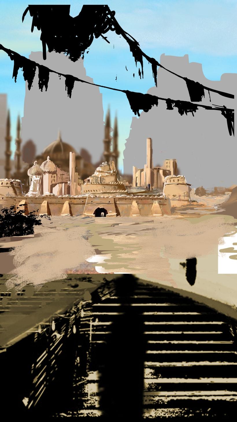 Mi Proyecto del curso: Concept art para videojuegos 7