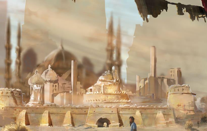 Mi Proyecto del curso: Concept art para videojuegos 11